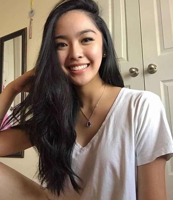 Милые азиатки (30 фото)