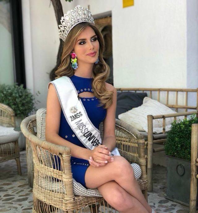 Мисс Вселенная 2018 (11 фото)