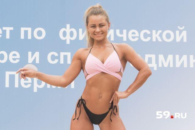 "Конкурс ""Мисс фитнес-бикини 2018"" в Перми (15 фото)"
